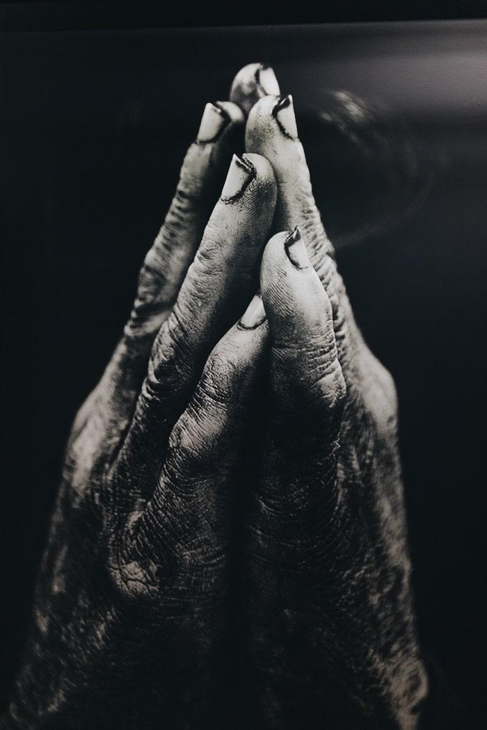 Molitva je stanje uzvišene zahvalnosti